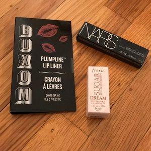 [Lip Liner] Buxom + NARS